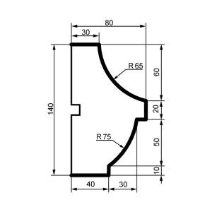 MC 160_Profil